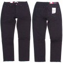 Großhandel Jeanswear: Plus Size Damen Jeans, 7/8 Länge, B16863