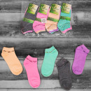 4308 Bamboo Women Chaussettes, Feets Super Colors