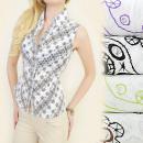 Großhandel Hemden & Blusen: A1929 UROCZA SHIRT, BLUSE, ARABISCHES MUSTER
