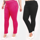 grossiste Pantalons: Pantalon femme grande taille, Chic L-6XL 5474