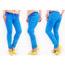 wholesale Jeanswear: B16740 Azure Women Jeans, Pants on Summer