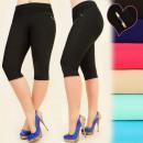 wholesale Fashion & Mode: FL441 SHORT PANTS,  PLUS SIZe, LENGTH 3/4