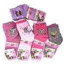 wholesale Fashion & Apparel: Children's socks, coton , Doll, 21 - 32, 7037