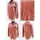 K73 Winterjacke, warmer Pullover, Kragen