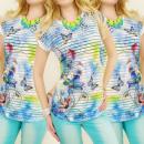 wholesale Fashion & Mode: C11209 SPRING  BLOUSE, TOP, fairytale FLOWERS