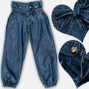 wholesale Jeanswear: A19216 Girls Jeans Pants, 134 - 164