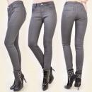 ingrosso Jeans: PANTALONI B16464  classico jeans, CHIC COLORE GRIGI