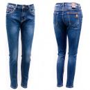 Damen Jeans, 34-42, Klassischer Schnitt, B16888