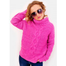 wholesale Pullover & Sweatshirts: PL33 Warm Turtleneck Sweater, Braid, ...