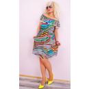 mayorista Ropa / Zapatos y Accesorios: C17512 Summer Dress, Daily Line, Cenefa