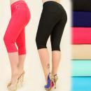 wholesale Fashion & Apparel: Women's Pants, 1/2 Length, Sliders, M-6XL, 547