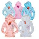 wholesale Pullover & Sweatshirts: D207 Summer Hoodie  Teddy Bear Application