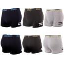 wholesale Lingerie & Underwear: Cotton Mens Boxer Shorts XL- 3XL, Sporty D26143