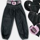 wholesale Jeanswear: A19214 Girls Jeans Pants, 134 - 158