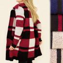 wholesale Pullover & Sweatshirts: C11286 Wonderful Cardigan with Collar