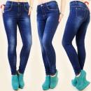 ingrosso Jeans: B16394 pantaloni  jeans, TUBI, ALTO STATO