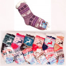 wholesale Childrens & Baby Clothing: Children's Thick Socks with Fur, ABS, 4936