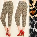Großhandel Hosen: C1727 LOOSE PANTS, 3/4 , SHORTS HOSE, HAREMS