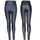 Großhandel Hosen: 4476 Damen Lederhose, Schwarz, Sexy Chic