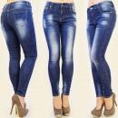wholesale Jeanswear: B16382 grenades  JEANS, gently raking, mix