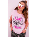 wholesale Gifts & Stationery: B18269 Cotton Shirt, Pastel Top, Past & Future