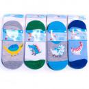 mayorista Ropa / Zapatos y Accesorios: Calcetines de algodón para niños, dinosaurios ...