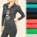 groothandel Kleding & Fashion: C11307 Mooie Set, Tuniek + Bolero, Sequins, Ik Hou