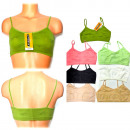 wholesale Sports & Leisure: Classic Sports Bra, Top, One Size, 6766