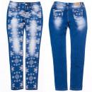 ingrosso Ingrosso Abbigliamento & Accessori: Jeans da donna, 25-30, modello indiano, B16876