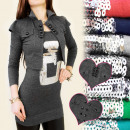 wholesale Coats & Jackets: C11114 SET TUNIC + bolero, perfume bottle