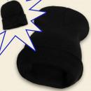 C17417 Lightweight Winter Hat, Unisex, Only Black