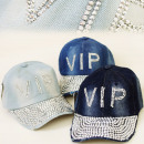 ingrosso Cappelli: FL212 CAPPELLO  glamour, Basecap JEANS, VIP