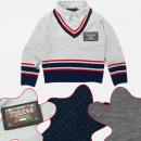 Großhandel Fashion & Accessoires: A19162 Jungen; Sweater, Littel College, 1-5 Jahre