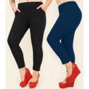 4780 pantalones Wpmen elegantes, tallas grandes, L