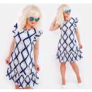 BI753 Summer Dress, Pastel Colors and Valance