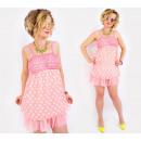 Großhandel Fashion & Accessoires: D1463 Beach Damen Kleid, voller Punkte