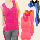 3914 SPORTS TOP,  FITNESS, GYM TRENDS MIX