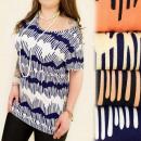 groothandel Kleding & Fashion: C11200 LOSSE  blouse, TOP PLUS size model CHIC