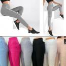 groothandel Sport & Vrije Tijd: Fitnesslegging voor dames, pastelkleur C17742