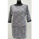 B279, WOMEN'S DRESS, TUNIC, FASHION MELANGE MI