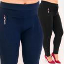 D26138 Elegant Women Pants, Large Sizes Up 6XL