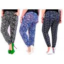 wholesale Fashion & Apparel: Bamboo Women Pants, Patterns, M-6XL, 5539