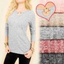 wholesale Shirts & Blouses: C11385 Lovely Blouse, Tunic, Melange, Gold ...