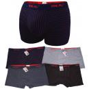 Großhandel Fashion & Accessoires: Cotton Men Boxershorts, XL-3XL, groß, D26153
