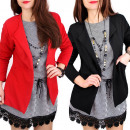 wholesale Fashion & Apparel: C24199 Made In  Poland, Loose Jacket, Cardigan