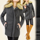 wholesale Coats & Jackets: B16415 LOVELY  JACKET, COAT, BEAUTIFUL COLLAR