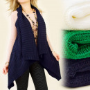 G113 Flashy VEST,  Pullover, Mantel, AUFMASS