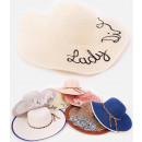 B10A71 Big, Summer, Beach Hats, Mix Patterns