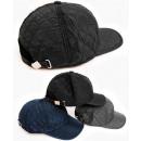 Großhandel Kopfbedeckung: C1950 Modische Herrenmütze, gesteppter Baseball