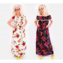Großhandel Kleider: C17525 Long Women Dress, spanische Art